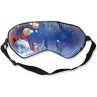 Damen Holiday Christmas Schlafmaske mit verstellbaren Trägern Standard Größe preisvergleich bei billige-tabletten.eu
