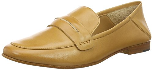ALDO Women's Casetti Loafers, Brown (Camel/38), 5.5 UK