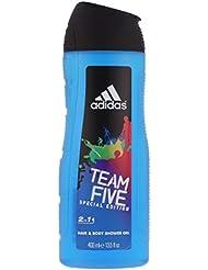 adidas Team Five Gel de Douche 400 ml