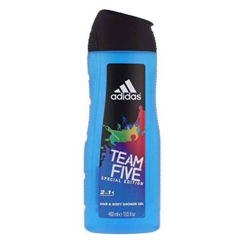 adidas Team Five Gel de Douche 400 ml