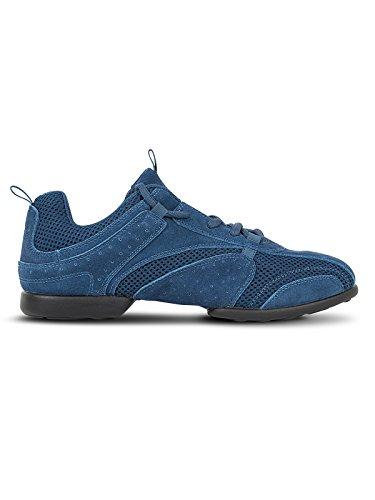 RUMPF Nero Tanz Sneaker Tanzschuhe blau