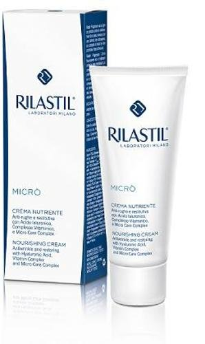 Rilastil Crema Nutriente Antirughe con Acido Ialuronico - 50 ml