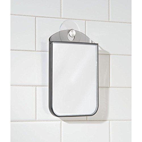 MDesign Espejo para tocador para afeitarse en la ducha, arreglarse o maquillarse ? Espejo...