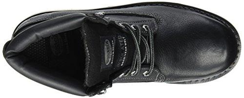 Dockers by Gerli 33cr001-140100, Bottes Rangers Homme Noir (Schwarz 100)