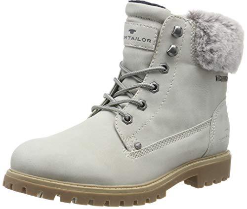 TOM TAILOR für Frauen Schuhe Boots mit Futter Ice, 41