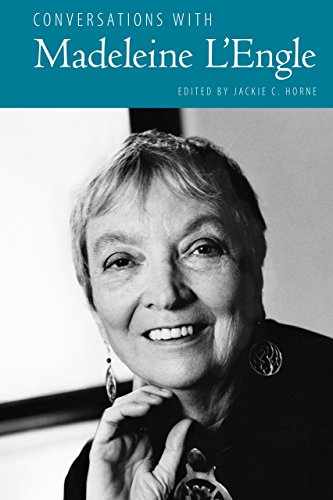 Conversations with Madeleine L'Engle (Literary Conversations Series) (English Edition)
