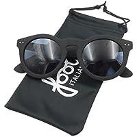 Occhiali da sole blu Fool PALERMO 01 in plastica gommata antiurto mOqmTk1Ks