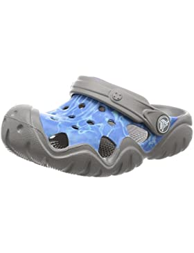 Crocs 204451, Zuecos Unisex Niños