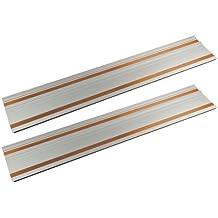 Triton 270327 Paire de rails et d'embouts d'assemblage 2 x 700 mm