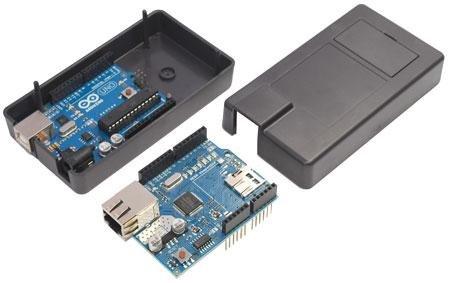 41sLRAzGyhL - ARDUINO - Arduino Box Rev3 - Caja De Microcontrolador