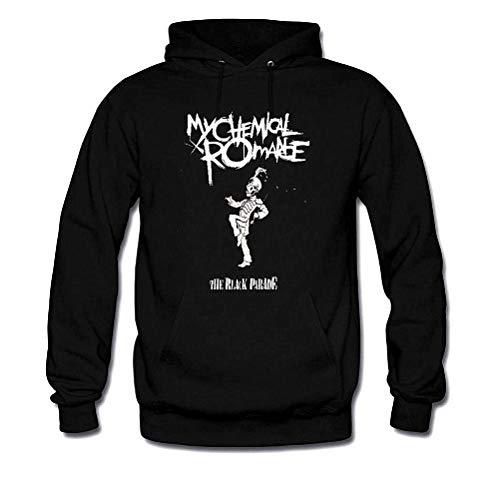 Lu JinQuan My Chemical Romance The Black Parade Men's Hoody