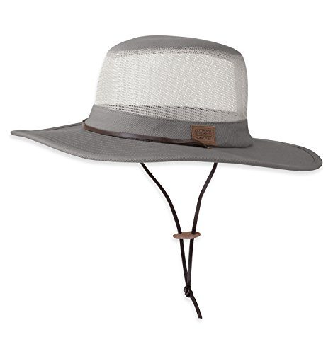 Outdoor Research - OR Outback Hat - pewter - XL Outdoor Research-mesh-hut