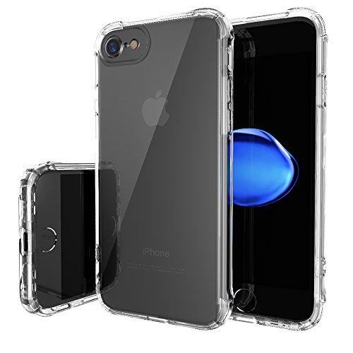 ZCDAYE Acryl iPhone Fall, durchsichtig, iPhone 7/iPhone 8