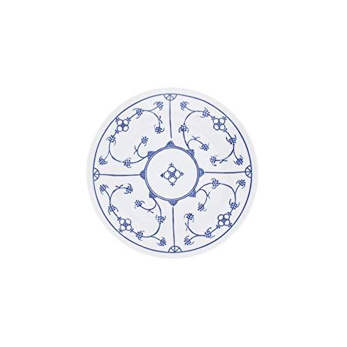 Kahla Blau Saks Frühstücksteller 19 cm