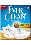 Ever Clean Less Trail Cat Litter, 10 Litre