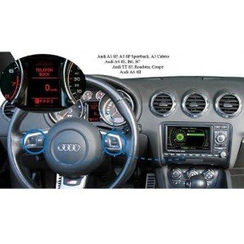 Kit Manos Libres Bluetooth compatible original Audi A38P A48E B6B7TT 8J A64B