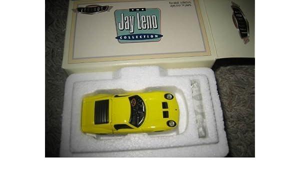 Hot Wheels Legends The Jay Leno Collection Lamborghini Miura