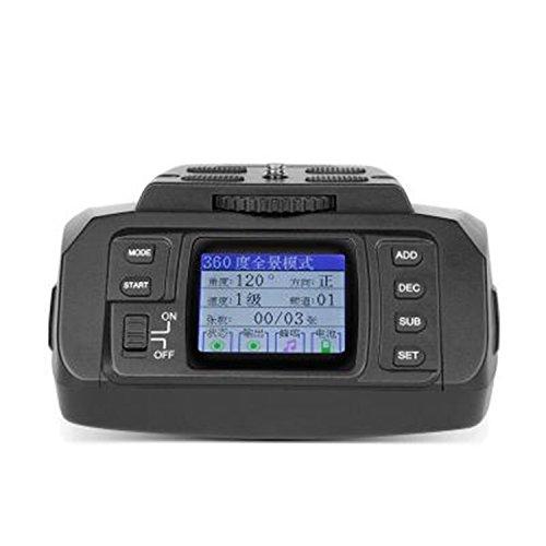 morjava ad-10Automatic Panorama Kopf Electronic Kamera 360Grad automatische Motorisierte Stativ Kugelkopf für Canon Nikon/Sony Pentax DSLR-Kameras