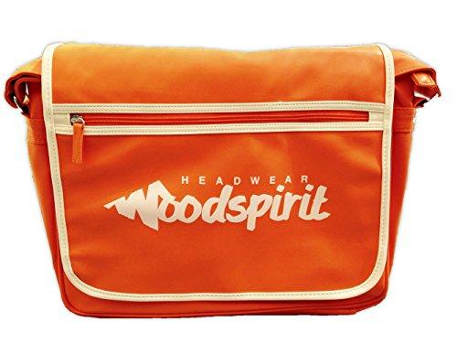 Tasche Flip Retro woodspirit orange