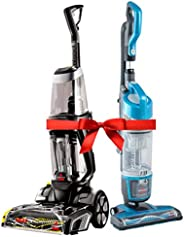 Ramadan Special Bundle: Bissell Proheat 2X Revolution Cleanshot Corded Upright Vacuum Cleaner, 2066E + Bissell