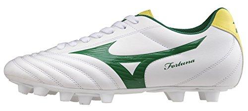 Mizuno , Herren Fußballschuhe Weiß Bianco Bianco