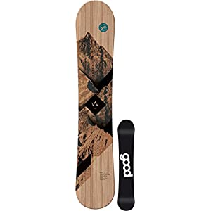 Goodboards Wooden Snowboard 17/18