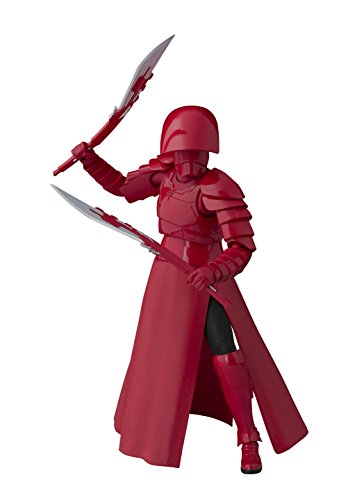 S. H. Figuarts Star Wars Elite Pretorian Guard (Double Blade) Approximately 155 mm ABS & PVC painted movable figure
