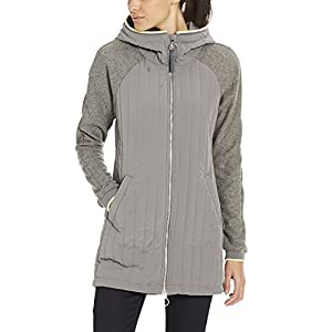 Bench Damen Mantel Core Slim Material Mix Coat