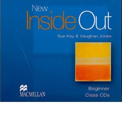 New Inside Out: Beginner: Audio Class CD (CD-Audio) - Common