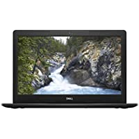 Dell Vostro 3581 - Ordenador portátil (Intel Core i3-7020U, 4 GB de RAM, Pantalla de 15,6 Pulgadas, HD, Intel HD 620, DVD RW y Windows 10 Home), Color Negro