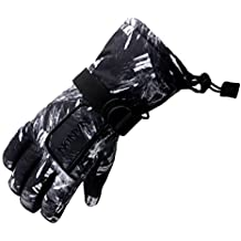 773905489b62de Arcweg Skihandschuhe Herren Kinder ab 5 Jahre Damen Snowboard Handschuhe  Wasserdicht Winter Extrem Warm Atmungsaktiv Futter