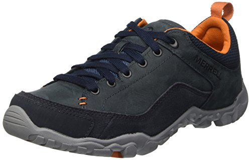 merrell-telluride-lace-mens-lace-up-trekking-and-hiking-shoes-blue-navy-14-uk