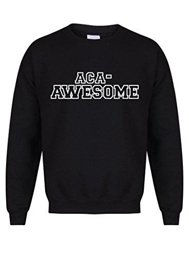 ACA - Awesome - Unisex Fit Sweater - Fun Slogan Jumper