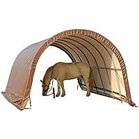 Depot2U Gartenhaus, für Pferde und Tiere, tragbar