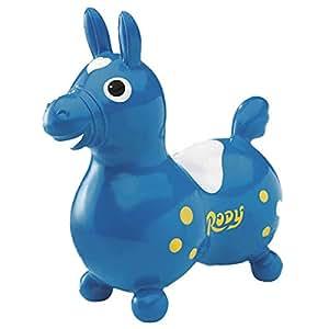 Gymnic 70.13 - Hüpfpferd Rody, blau