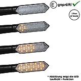 LED Blinker kompatibel mit Honda CBR 1000 RR, CBR 1100, CBR 650 F, CBR 500 R (E-Geprüft / 2Stück) (B19)