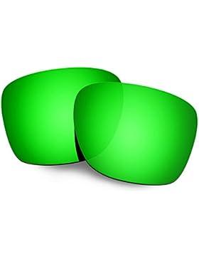 Hkuco Mens Replacement Lenses For Oakley Crossrange Sunglasses Emerald Green Polarized