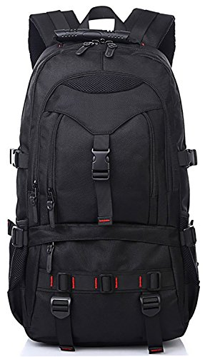 Rucksack Damen Herren Studenten Backpack Tocode Laptop Rucksack für 17