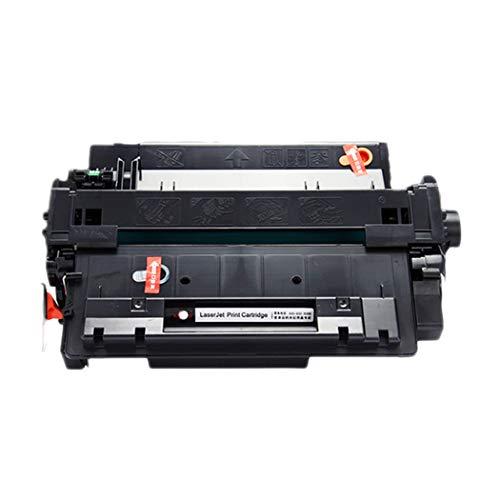 YFTMKompatibel mit HP CE255A CE255X-Tonerkartusche für Drucker P3015 / P3015d / P3015dn / P3015x schwarz,55A/CE255A -