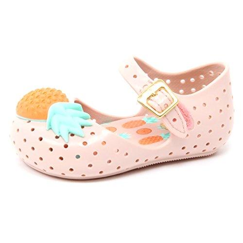 B3770 ballerina bimba MINI MELISSA scarpa gomma sandalo ananas rosa shoe kid [20]