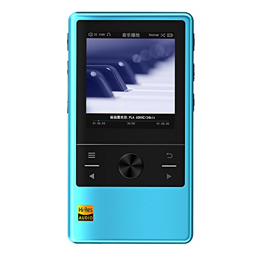 Cayin N3 DAP, Master Quality Digital Audio Player (Cyan)