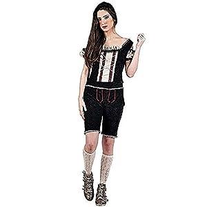 Limit Sport - Pantalón de Oktoberfest para mujer, talla S (MA708)