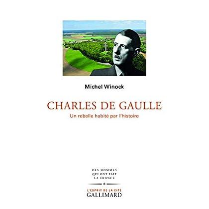 Charles de Gaulle: Un rebelle habité par l'histoire