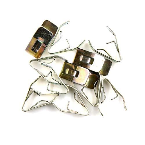 10 Stück; N76 5 mm Kugel Schöne Metallperle versilbert