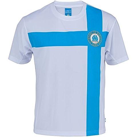 T-shirt OM - Collection officielle Olympique de Marseille - Taille adulte homme XXL