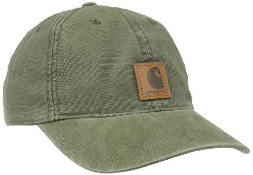 Carhartt Mens Odessa Adjustable Fast-Dry Baseball Cap