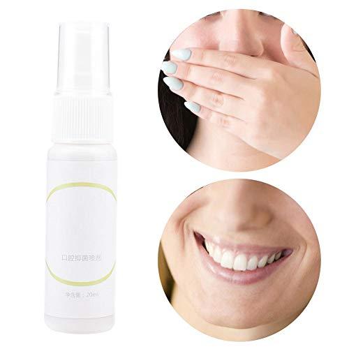 Lufterfrischer Oral Spray, 20ML Portable Oral Spray - zuckerfrei, beseitigt Mundgeruch - Frischen Mund Oral Spray