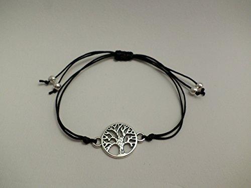 Religiöse Für Armbänder Charms (Lebensbaum Armband / verschiedene Farben / Macramee Macramé Arm Band / Baum des Lebens Schmuck /)