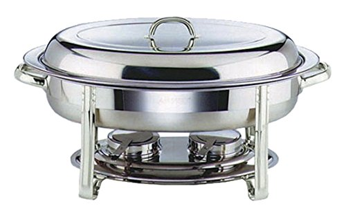 Oval Chafing Dish Set