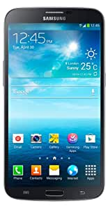 Samsung Galaxy Mega 6.3 Smartphone 4G Bluetooth/Wi-Fi Android 4.2 Jelly bean 8Go Noir